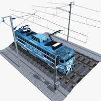 3d tcdd e 40015 electric