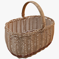 Wicker Basket 3