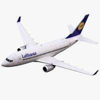Boeing 737-800 Lufthansa