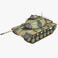 M60 Patton US Combat Tank