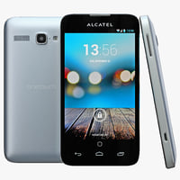 3d alcatel touch snap lte model
