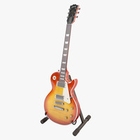 Gibson Les Paul Cherry Sunburst