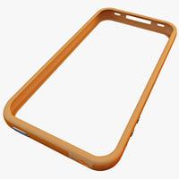 iphone 4 bumper 3d model