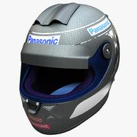 max racing helmet toyota