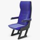 theatre chair 3D models