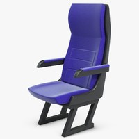 train chair model