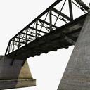 railway bridge 3D models