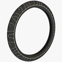 3d bicycle tire maxxis hookworm model