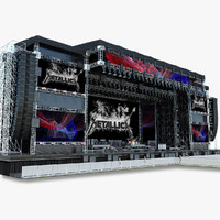 Mega Stage - Live Set