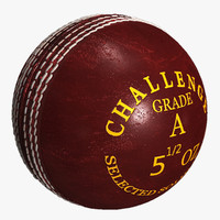 max new red leather cricket ball