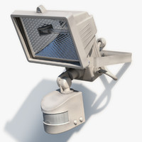 motion sensor light max