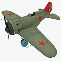 Polikarpov I-16 2