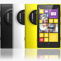 3ds max nokia lumia 1020