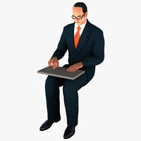 max businessman 2 pose 4