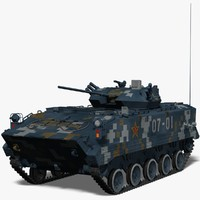 China ZDB-03 Airborne Combat Vehicle (ZLC-2000)