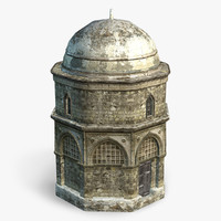 arab house 3D models