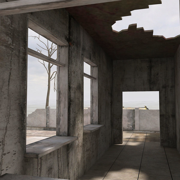 Fallout  Can Buildings Be Destroyed