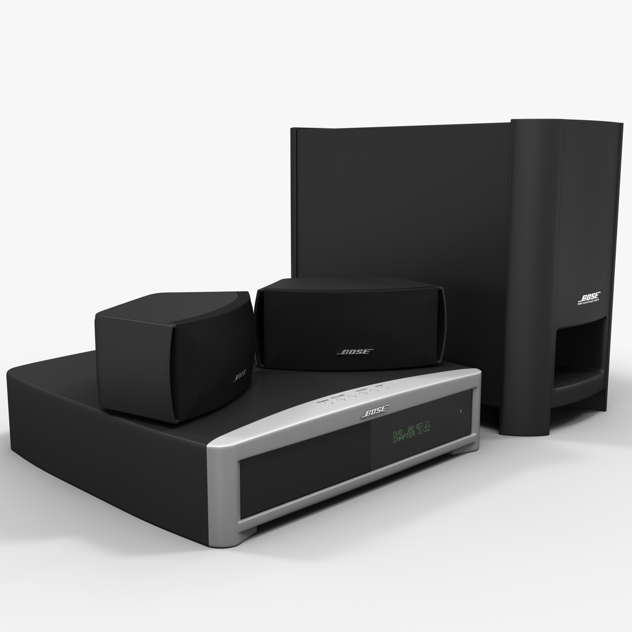 DVD Home Entertainment System Bose Graphite_2.jpg