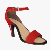 heel sandals max