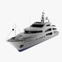 Teuta 50m Luxury Yacht
