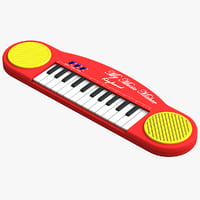 Electronic Toy Keyboard 2