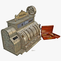 maya old cash register