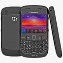 Blackberry Curve 3D models