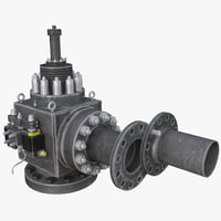 Integrated Single Safety Relief Valve