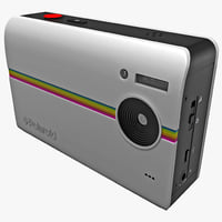 3d digital print camera polaroid
