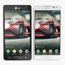 LG Optimus F7 3D models