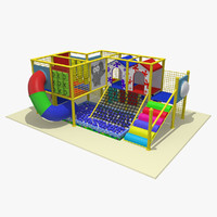 Indoor Playground Toy