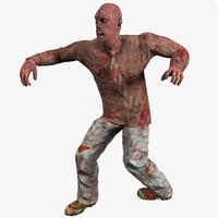 Zombie 2 Pose 2