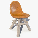 conference room chair 3D models