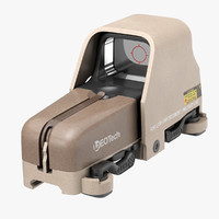 EOTech 553 Holographic Weapon Sights