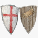 shield 3D models