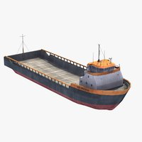 MV HOS Platform Supply Ship