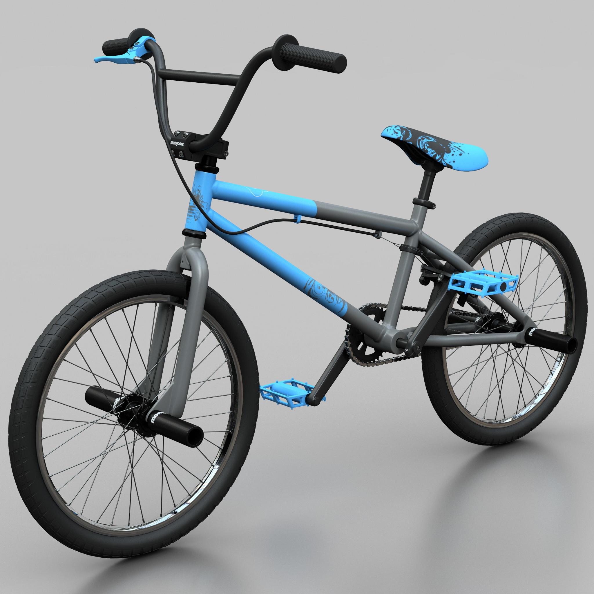 Mountain Bike BMX Mongoose Blue_2.jpg