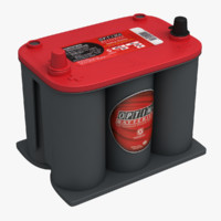 Car Battery Optima Redtop