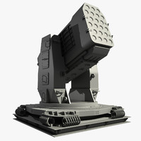 airframe missile launcher 3d 3ds