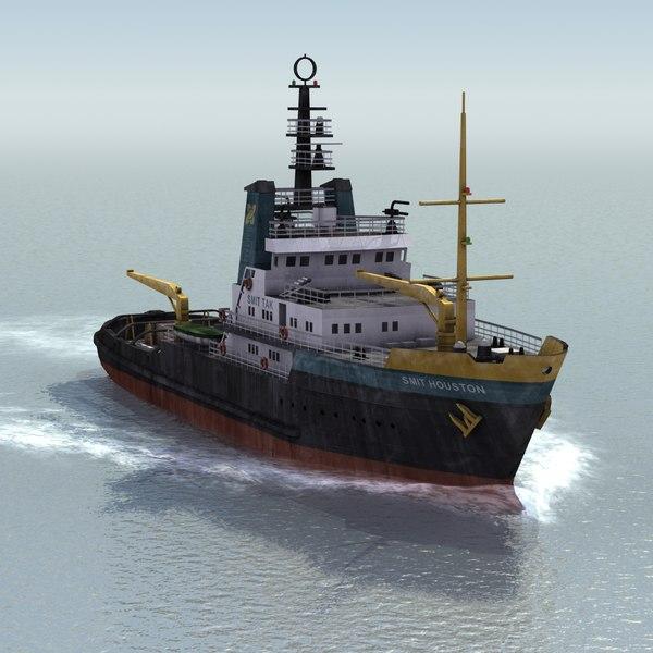 Ocean Tug Boat