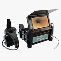 3d videoscope iplex mx scope