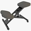 kneeling chairs 3D models