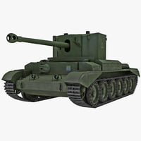 Cruiser Tank Mk VIII Challenger United Kingdom