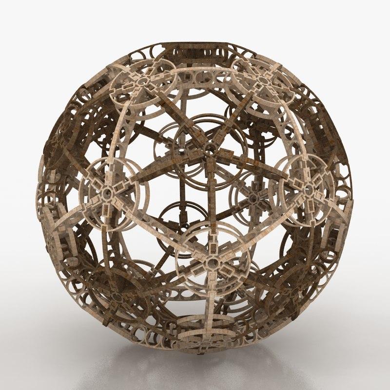 Resultado de imagen para sphere puzzle 3d