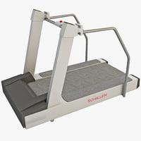 treadmill v4 3d model