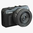 Canon EOS 3D models