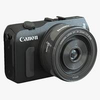 canon eos m 3d