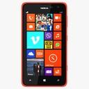 Nokia Lumia 625 3D models