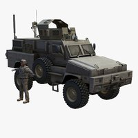 RG31 Charger MRAP