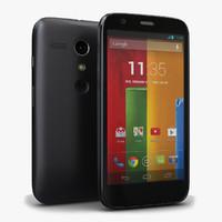 Motorola Moto G & G Dual SIM Black